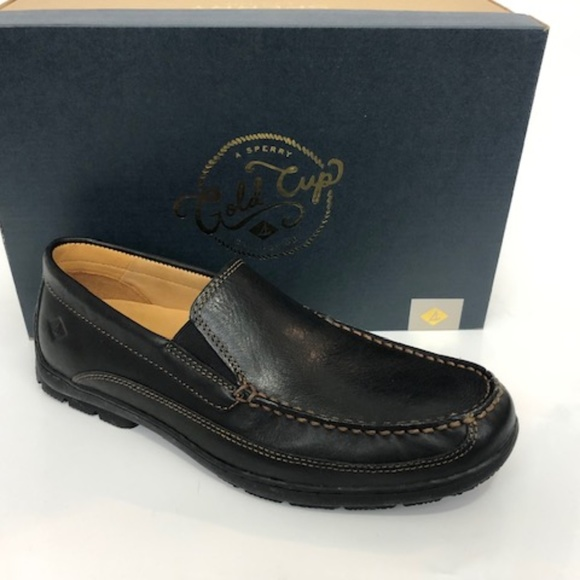 Sperry Shoes   Gold Cup Laofers Slip On